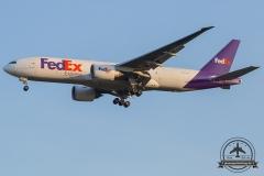 N880FD Federal Express (FedEx) Boeing 777-F28 - cn 32967 / 718