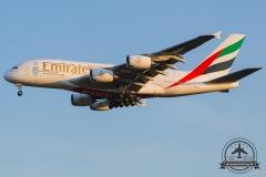 A6-EOB Emirates Airbus A380-861 - cn 164
