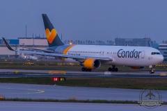 D-ABUO Condor Boeing 767-3Q8(ER)(WL) - cn 29387 / 840