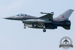 15115 General Dynamics F-16AM Fighting Falcon Portuguese Air Force Monte Real Esq 201