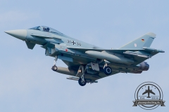"31+34 Eurofighter EF-2000 Typhoon S German Air Force (Luftwaffe) TaktLwG 31 \""Boelcke\"""