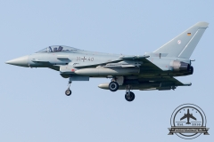 "31-40 Eurofighter EF-2000 Typhoon S German Air Force (Luftwaffe) TaktLwG 31 \""Boelcke\"""