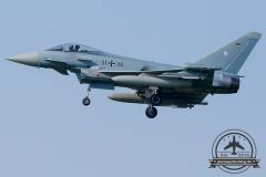 "31+36 Eurofighter EF-2000 Typhoon S German Air Force (Luftwaffe) TaktLwG 31 \""Boelcke\"""