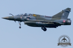 653-133-AU Dassault Mirage 2000 D Armee De L´Air French Air Force Nancy Ochey