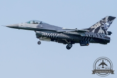 FA-70 General Dynamics F-16AM Fighting Falcon Belgian Air Force Kleine Brogel 10 Wing