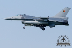 FA-121 General Dynamics F-16AM Fighting Falcon Belgian Air Force Florennes 2 Wing