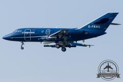 G-FRAU Dassault Falcon 20 EW Cobham Aviation Services Bournemouth