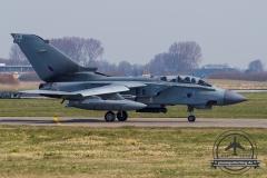 ZA472-031 Panavia Tornado GR4 Royal Air Force Marham