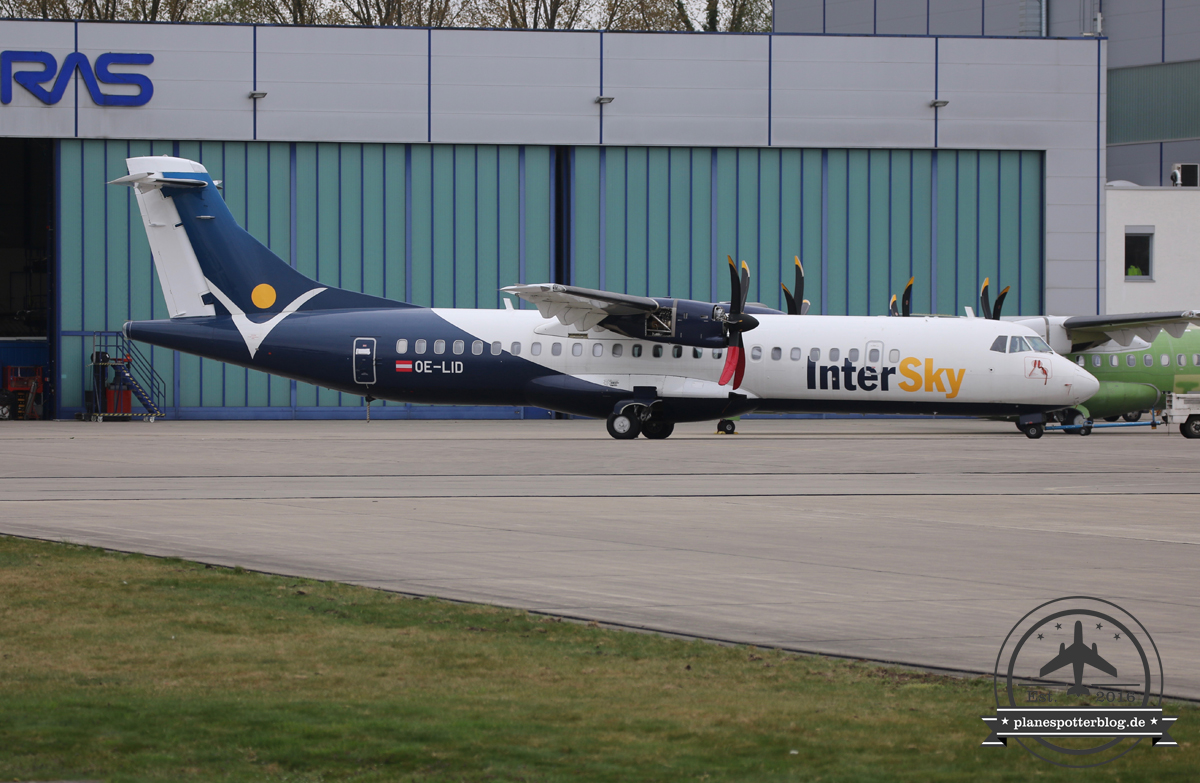 Intersky ATr72 OE-LID