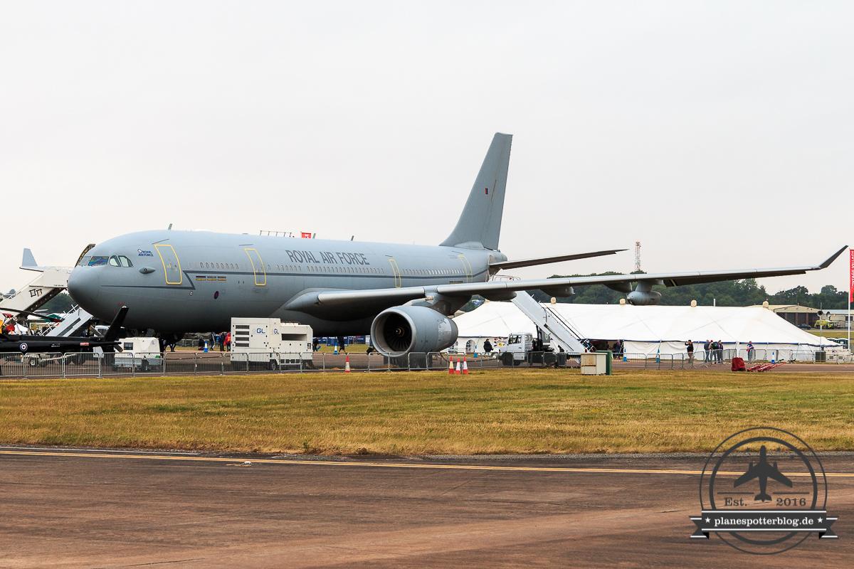 RIAT RAF A330 MRTT Voyager KC.3 ZZ334