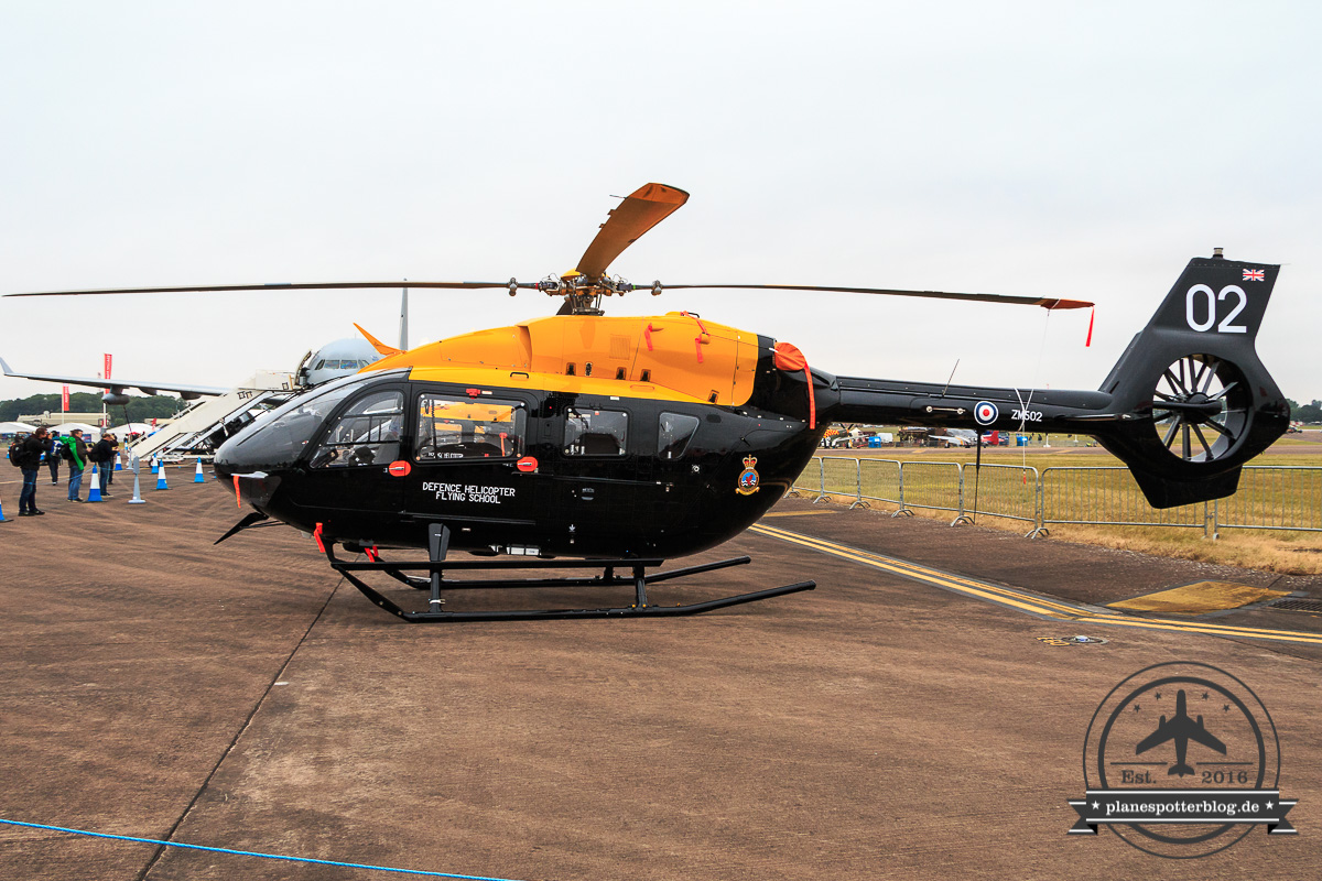 RIAT H145 Jupiter HT.1 DHFS ZM502