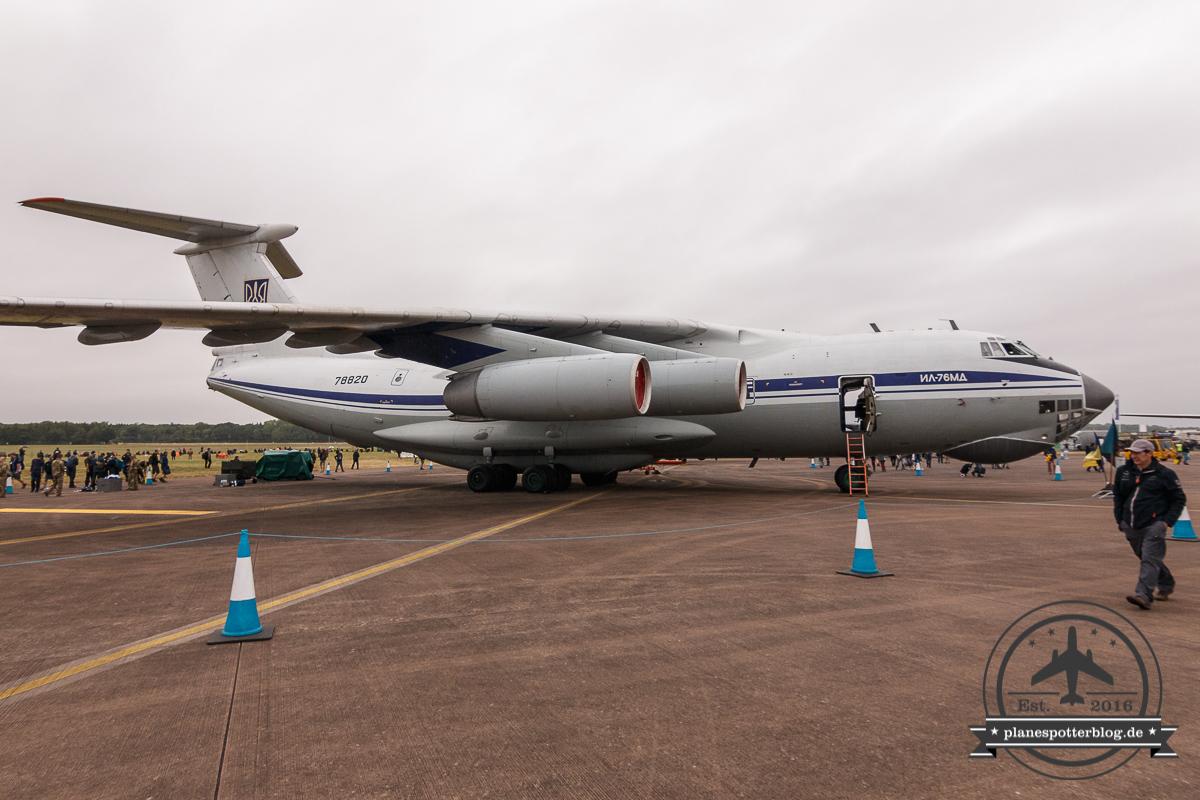 RIAT IL-76MD 78820