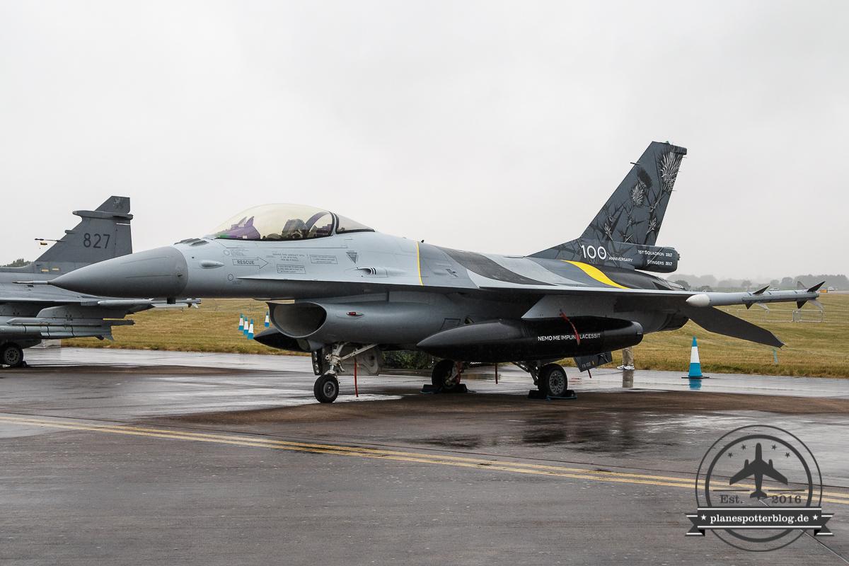 RIAT BAF F-16A FA-132
