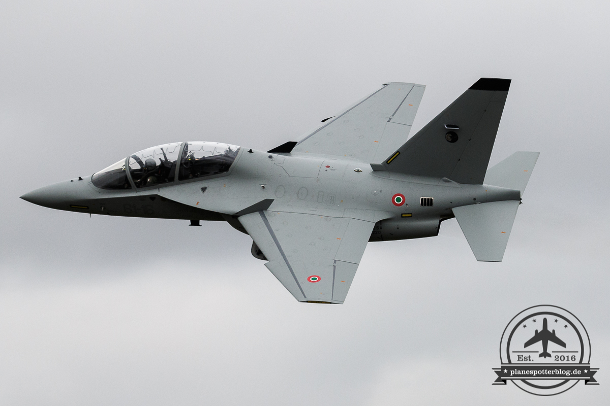 RIAT Italian Air Force T346A Master MM52220/61-16