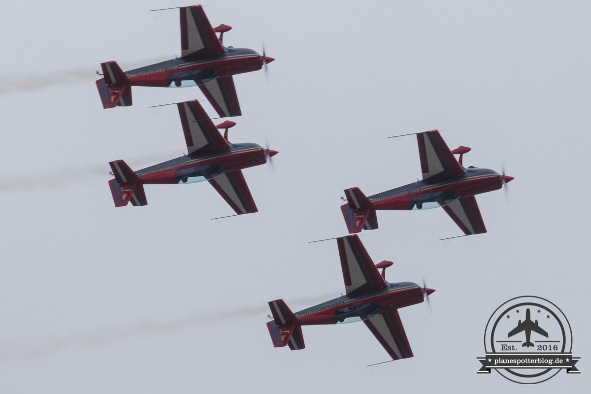 RIAT 2017 Royal Jordanien Falcons