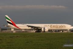 A6-EBG B777-300ER Emirates 23R
