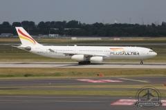 PlusUltra A340-300 EC-MFB