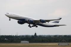 Hifly A340-500 CS-TFX