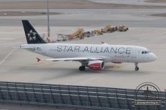 Austrian A320 OE-LBZ in VIE