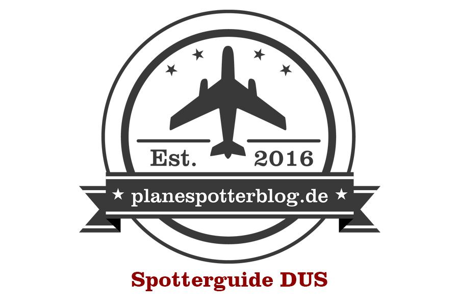 Spotterguide DUS