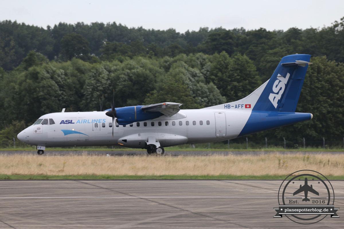 ASL Airlines Switzerland