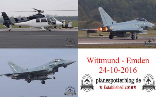 Wittmund ETNT 24-10-2016 - Emden als Beifang
