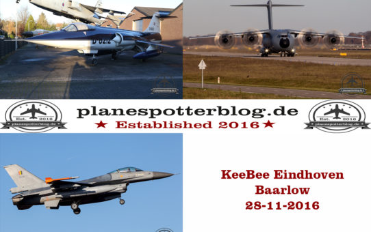 28-11-2016 KeeBee - Eindhoven - Baarlo