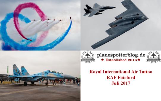 RIAT 2017 - 70 Jahre USAF Europe
