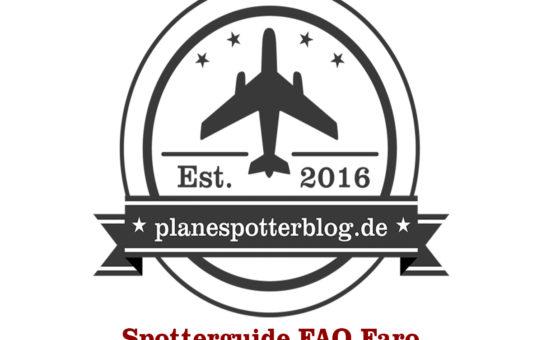 Planespotterguide Faro (FAO/LPFR)