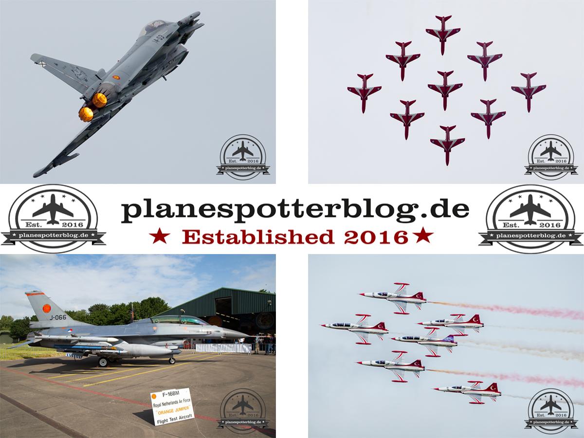 Luchtmachtdagen 2016 LWR EHLW Leeuwarden